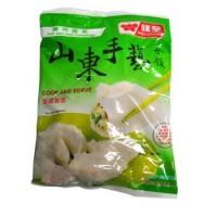 味全-猪肉韭菜水饺(595g/袋)