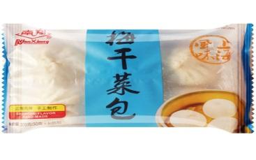 南翔-梅干菜包(300g/袋)
