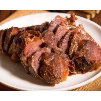 卤牛肉/每盒