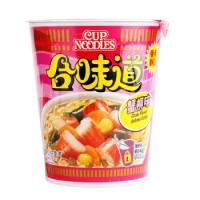 合味道-蟹柳杯面/75克