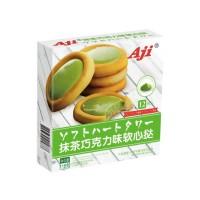 AJI-抹茶巧克力味软心挞/118克