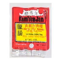 金然栈--瘦肉加鸡肉肠(375g/袋)